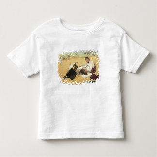 Beach scene toddler T-Shirt