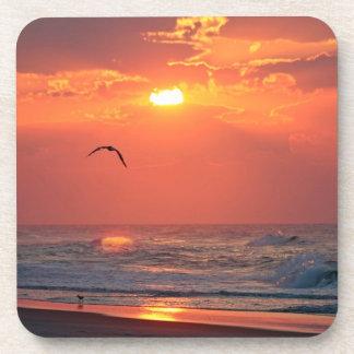 Beach Sunrise Coasters