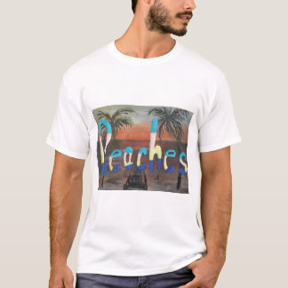 Beaches Collection T-Shirt