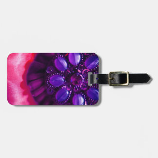 Beads Luggage Tag