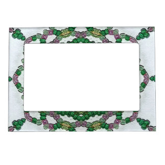Beads Magnetic Picture Frame