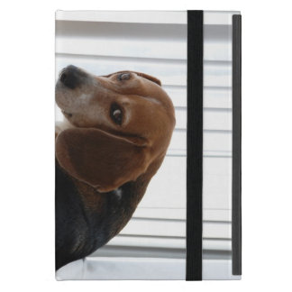 beagle attitude iPad mini cover