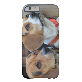 Beagle Buddies Barely There iPhone 6 Case