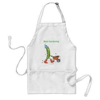 Bean Gardening Apron