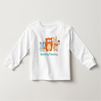 BeanyTeam™ - Cat & Mouse & Dog Toddler T-Shirt
