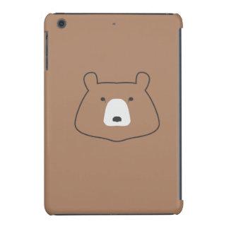bear brown ipad mini case