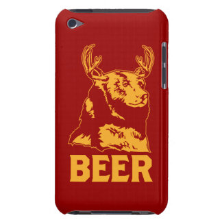 Bear + Deer = Beer iPod Touch Covers