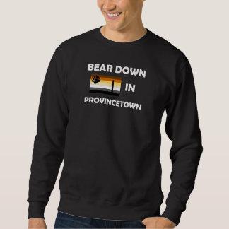 Bear Down In Provincetown Sweatshirt