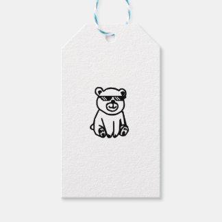 bear_glasses_hd_space gift tags