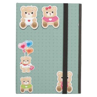 bear grylls iPad air cover