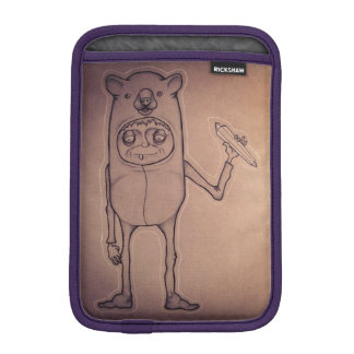 Bear Guy iPad mini Sleeve