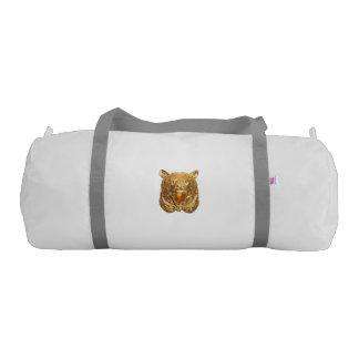 Bear Gym Duffel Bag