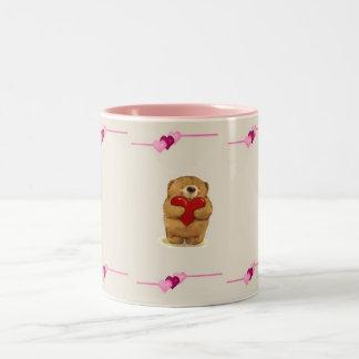 Bear Heart Mug