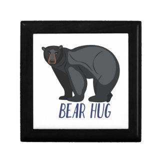 Bear Hug Gift Box