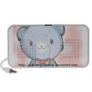 bear mp3 speakers