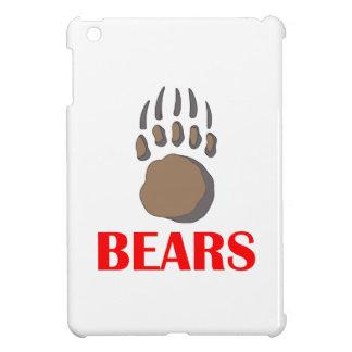 BEAR PAW MASCOT COVER FOR THE iPad MINI