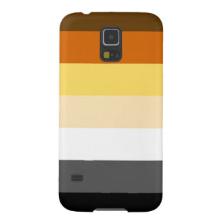 Bear pride colors case for galaxy s5