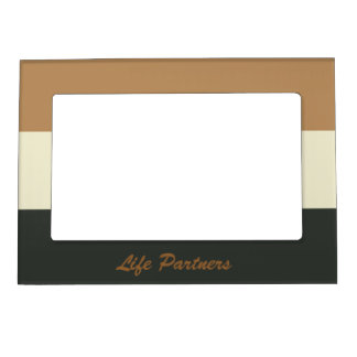 Bear Pride Life Partners Photo Frame Magnetic Frame