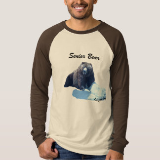Bear Senior Pics T-Shirt