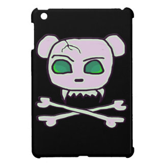 Bear Skull iPad Mini Cases