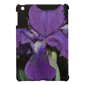 Bearded Iris in Purples iPad Mini Case