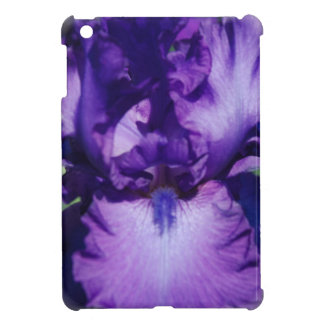 Bearded Iris iPad Mini Cover