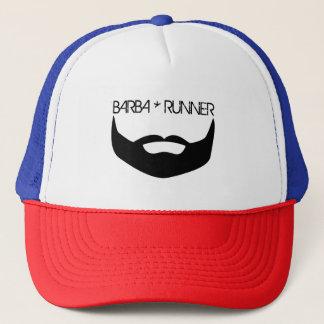 BEARDED RUNNER MUST HAVE TRUCKER HAT