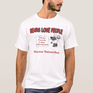 Bears Love People T-Shirt
