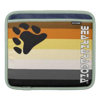 BearZaragoza Ipad Cover version iPad Sleeves