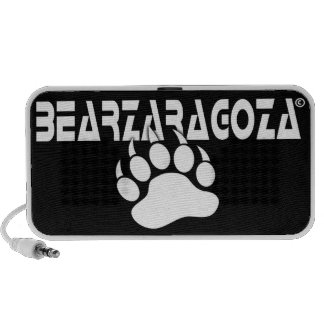 BearZaragoza Notebook Speaker