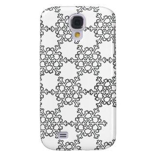 Beatiful Snowflake Pattern Galaxy S4 Case