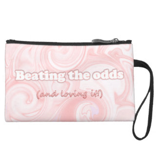 Beating the Odds (and loving it!) Purse Wristlets