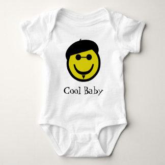 Beatnik Smiley Baby Bodysuit