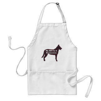 Beauceron Lovers Gifts Standard Apron