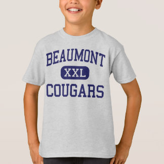 Beaumont - Cougars - High - Beaumont California T-Shirt