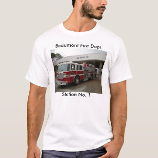Beaumont Fire Fighters T-Shirt