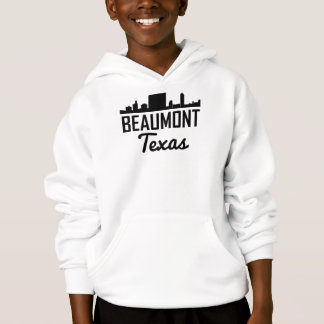 Beaumont Texas Skyline