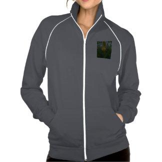 Beautiful American Apparel Fleece Track Jacket