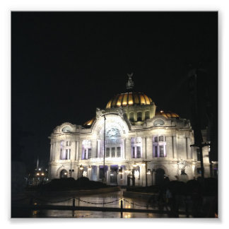 Beautiful Architecture in Mexico Photograph