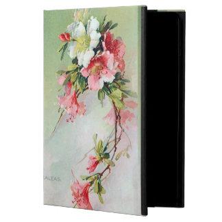 Beautiful Azaleas Vintage Art Cover For iPad Air
