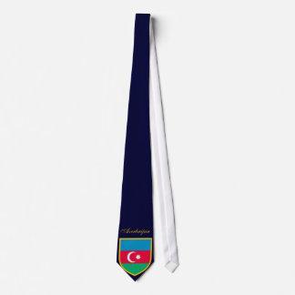 Beautiful Azerbaijan Flag Tie