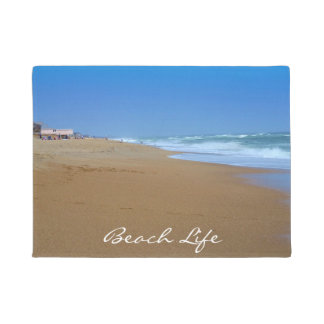 Beautiful Beach-Beach Life by Shirley Taylor Doormat