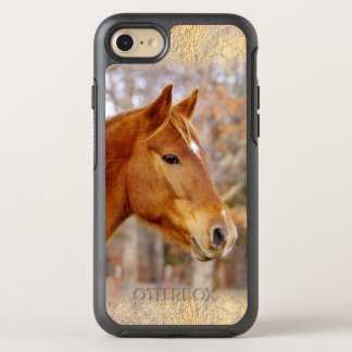 Beautiful Chestnut Horse iPhone 6/6s Otterbox OtterBox Symmetry iPhone 7 Case