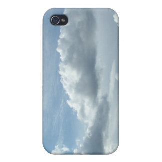 Beautiful clouds and sky.  Landscape photography. iPhone 4/4S Case