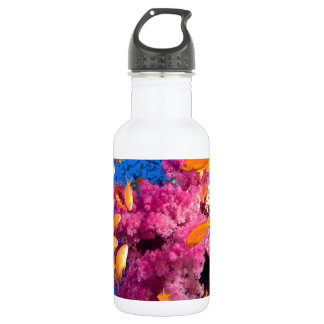 Beautiful Coral Reef Naturescape 532 Ml Water Bottle