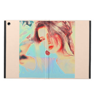 Beautiful Elegant Lady Case For iPad Air