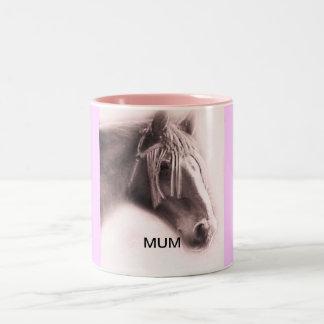 BEAUTIFUL EQUINE - MUG FOR MUM