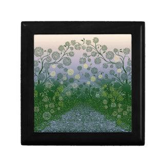 Beautiful Floral art design Gift Box