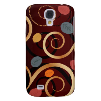 Beautiful Floral Decor  Galaxy S4 Case