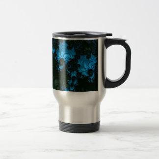 Beautiful Fractal Pattern Coffee Mugs
